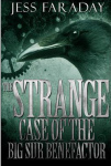 Book cover: The Strange Case of the Big Sur Benefactor by Jess Faraday