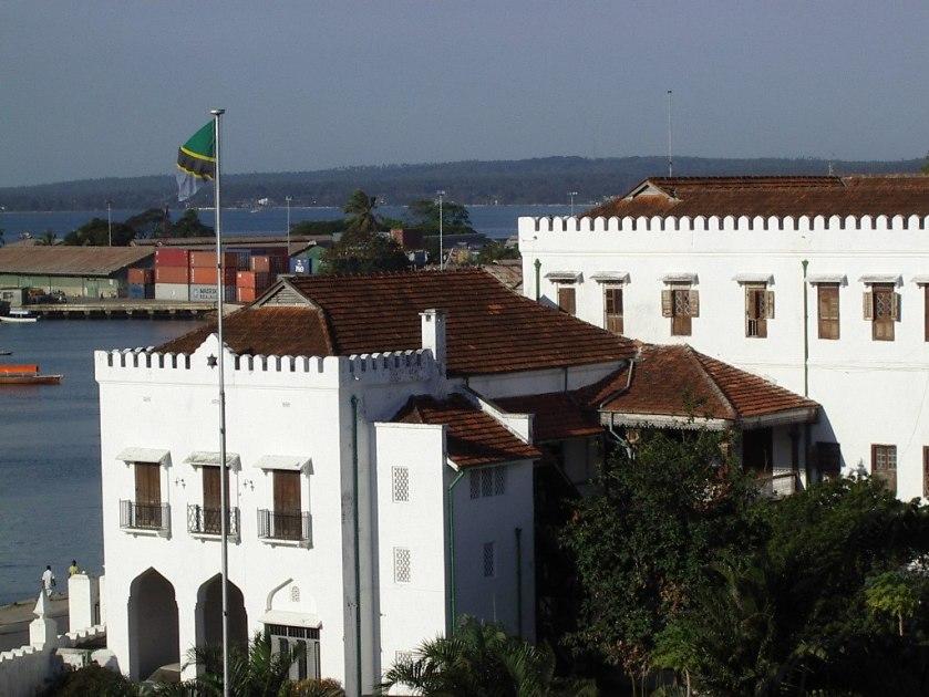 Zanzibar's Sultan Palace