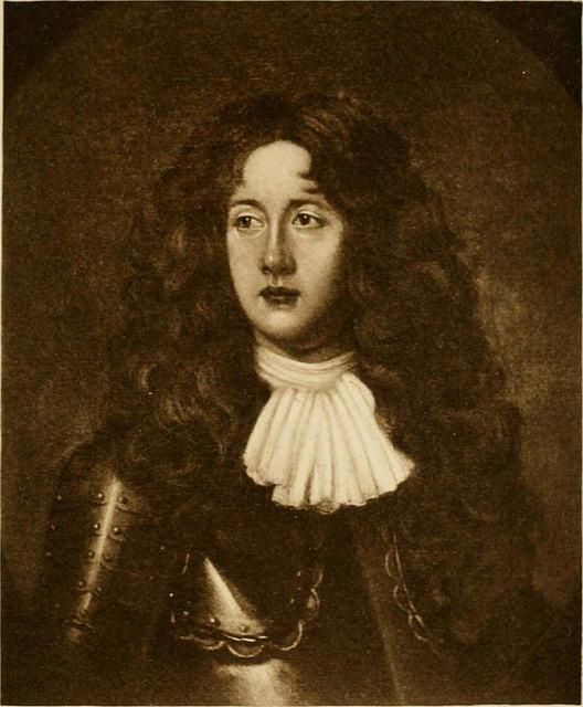 Portrait of Sir George Mackenzie
