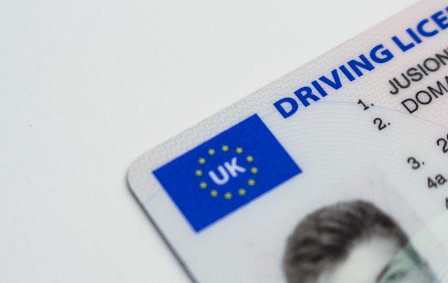 UK Driver License